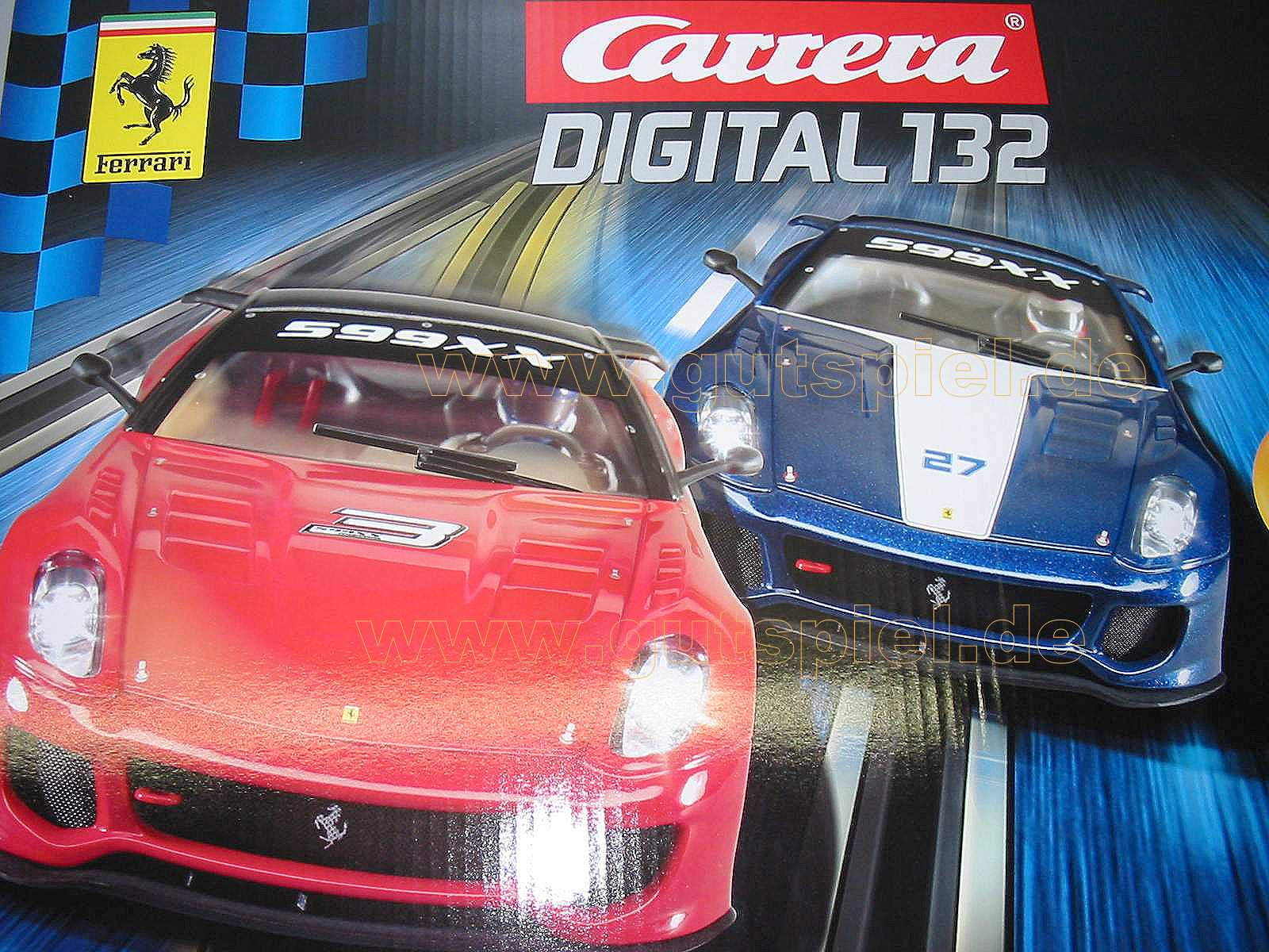 Carrera Digital 132 Ferrari Competition