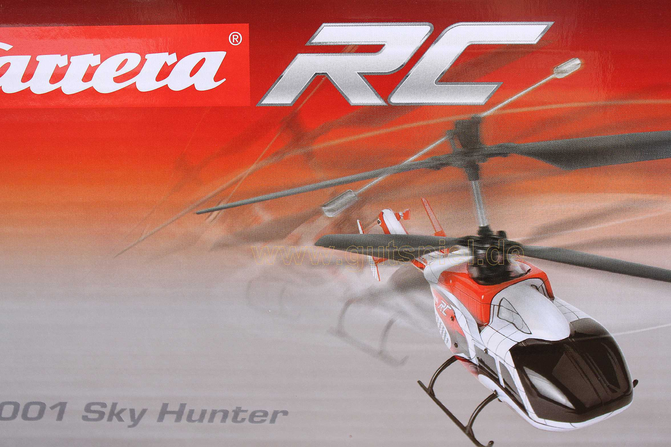 Carrera RC Sky Hunter Outdoor Helicopter