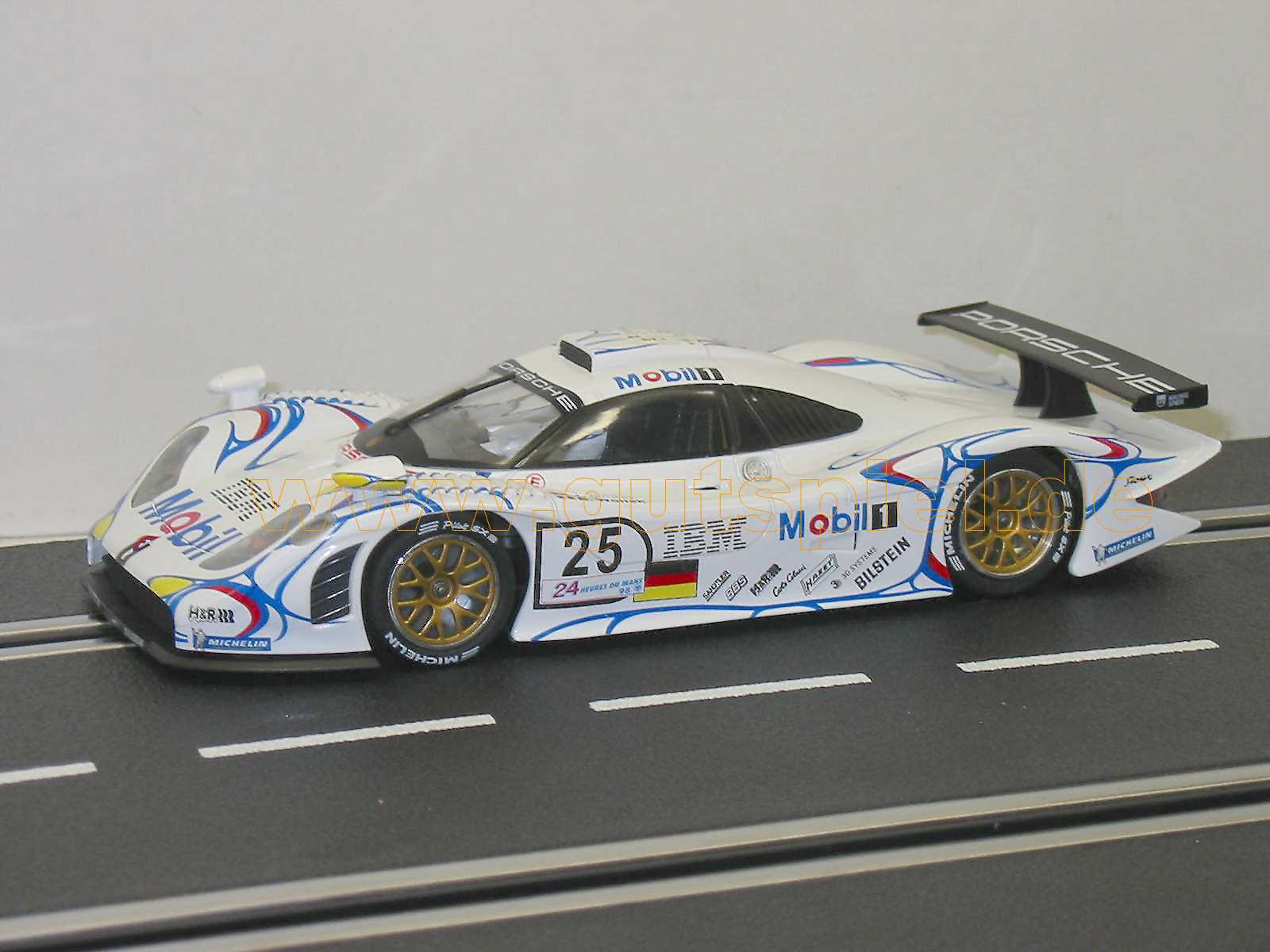 porsche 911 gt1 evo 98 2nd le mans 1998 25. Black Bedroom Furniture Sets. Home Design Ideas